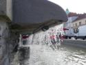Měleník Площадь , Чехия