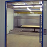 Project Paint spray booth in Moscow (Russia)