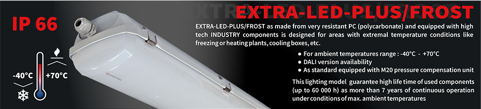EXTRA-LED-PLUS/FROST